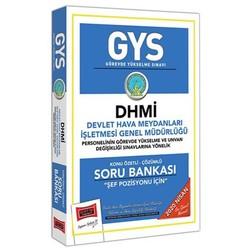 Yargı Yayınları - 2020 GYS DHMİ Devlet Hava Meydanları İşletmesi Konu Özetli Çözümlü Soru Bankası Yargı Yayınları