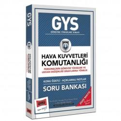 Yargı Yayınları - 2020 GYS Hava Kuvvetleri Konutanlığı Konu Özetli Soru Bankası Yargı Yayınları
