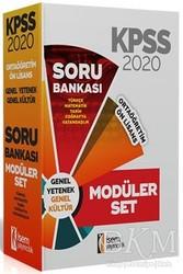 İSEM Yayıncılık - 2020 KPSS Ortaöğretim Ön Lisans Soru Bankası Seti
