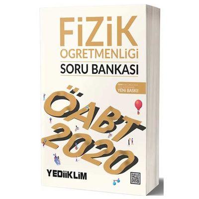 2020 ÖABT Fizik Öğretmenliği Soru Bankası Yediiklim Yayınları