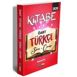 Kariyer Meslek Yayıncılık - 2020 ÖABT Kitabe Türkçe Soru Cevap Kariyer Meslek Yayınları