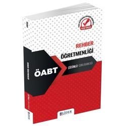 Lider Yayınları - 2020 ÖABT Rehber Öğretmenlik Soru Bankası Çözümlü Lider Yayınları