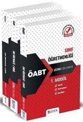 Lider Yayınları - 2020 ÖABT Sınıf Öğretmenliği Çözümlü Soru Bankası Modüler Set Lider Yayınları