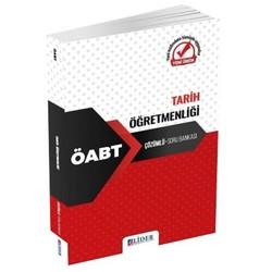 Lider Yayınları - 2020 ÖABT Tarih Öğretmenliği Soru Bankası Çözümlü Lider Yayınları