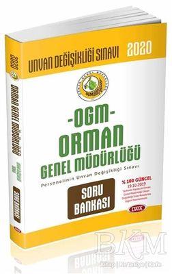 2020 OGM Orman Genel Müdürlüğü Unvan Değişikliği Sınavı Soru Bankası