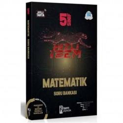 İSEM Yayıncılık - 2021 5. Sınıf Hızlı İsem Matematik Soru Bankası İsem Yayıncılık