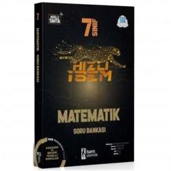 İSEM Yayıncılık - 2021 7. Sınıf Hızlı İsem Matematik Soru Bankası İsem Yayıncılık