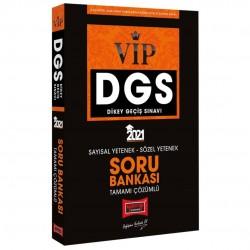 Yargı Yayınları - 2021 DGS VIP Sayısal Sözel Yetenek Tamamı Çözümlü Soru Bankası Yargı Yayınları