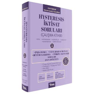 Hysteresis İktisat Soruları Cilt: 3 - Son Dörtlü