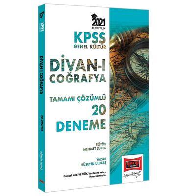 2021 KPSS GK Divanı Tarih Tamamı Çözümlü 20 Deneme