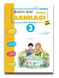 Berkay Yayıncılık - 3. Sınıf Benim İçin Tüm Dersler Soru Bankası Berkay Yayıncılık