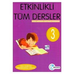 Molekül Yayınları - 3. Sınıf Etkinlikli Tüm Dersler Molekül Yayınları