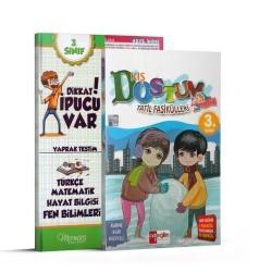 Artıeğitim Yayınları - 3. SINIF KIŞ DOSTUM TATİL FASİKÜLLERİ