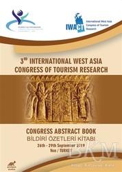 Paradigma Akademi Yayınları - 3rd International West Asia Congress Of Tourism Research