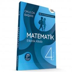 Doğan Akademi - 4. Sınıf Matematik Etkinlik Kitabı Doğan Akademi