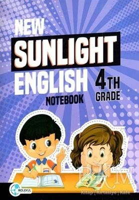 4. Sınıf New Sunlight English Notebook