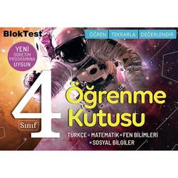 Blok Test Yayınları - 4. Sınıf Öğrenme Kutusu Blok Test Yayınları