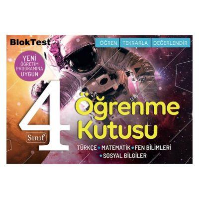 4. Sınıf Öğrenme Kutusu BlokTest Yayınları