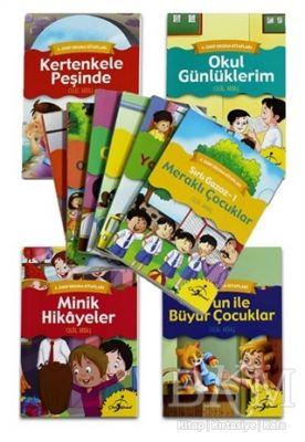 4. Sınıf Okuma Kitapları 10 Kitap Takım
