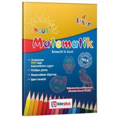4. Sınıf Plus Matematik Lider Plus Yayınları