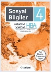 Tudem Yayınları - 4. Sınıf Sosyal Bilgiler Kazanım Odaklı HBA Tudem Yayınları