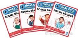 Timaş Yayınları - Okul Yardımcı Ders Kitapları - 4. Sınıf Sosyal Bilgiler Konu Anlatımı (4 Kitap Fasikül)