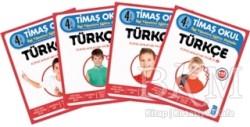 Timaş Yayınları - Okul Yardımcı Ders Kitapları - 4. Sınıf Türkçe Konu Anlatımı (4 Kitap Fasikül)