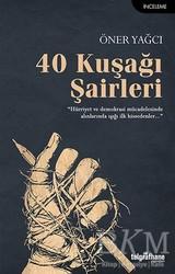 Telgrafhane Yayınları - 40 Kuşağı Şairleri