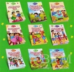 Çilek Kitaplar - 40 Öykü 40 Değer Sosyal İlişkiler Dizisi (10 Kitap Takım)