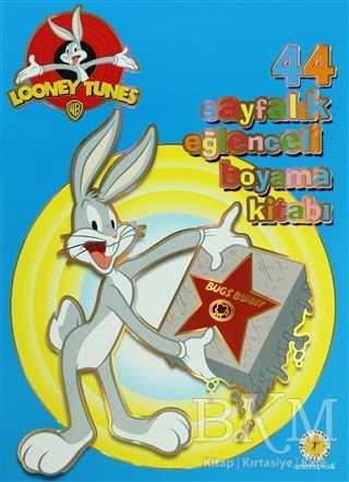 44 Sayfalık Eğlenceli Boyama Kitabı Bugs Bunny Bkm Kitap