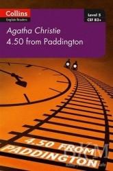 Collins Yayınları - 4.50 from Paddington + CD (Agatha Christie Readers)