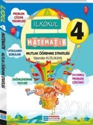 Evrensel İletişim Yayınları - 4.Sınıf İlkokul Matematik Mutlak Öğrenme Stratejisi