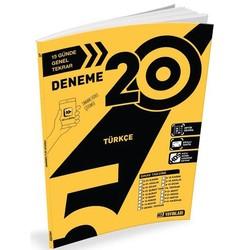 Hız Yayınları - 5. Sınıf 20 li Türkçe Deneme Hız Yayınları