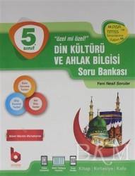 Basamak Yayınları - 5. Sınıf Din Kültürü ve Ahlak Bilgisi Soru Bankası Basamak Yayınları