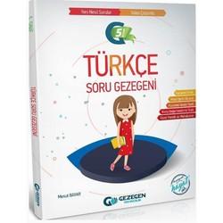 Gezegen Yayıncılık - 5. Sınıf Türkçe Soru Gezegeni