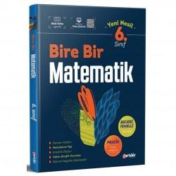 Artıbir Yayınları - 6. Sınıf Birebir Matematik Artıbir Yayınları
