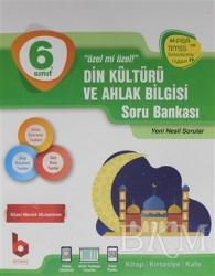 Basamak Yayınları - 6. Sınıf Din Kültürü ve Ahlak Bilgisi Soru Bankası Basamak Yayınları