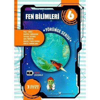6. Sınıf Fen Bilimleri Yörünge Serisi Soru Bankası İşleyen Zeka Yayınları