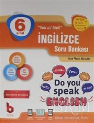 Basamak Yayınları - 6. Sınıf İngilizce Soru Bankası Basamak Yayınları