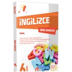 Kida Kitap - 6. Sınıf İngilizce Soru Bankası Kida Yayınları