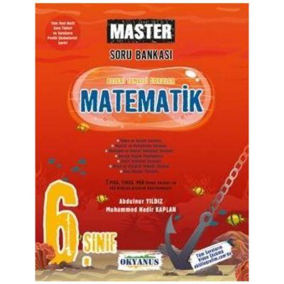 6. Sınıf Master Matematik Soru Bankası Okyanus Yayınları