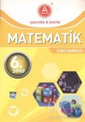 A Yayınları - 6. Sınıf Matematik Soru Bankası
