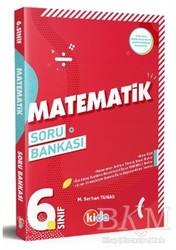 Kida Kitap - 6. Sınıf Matematik Soru Bankası