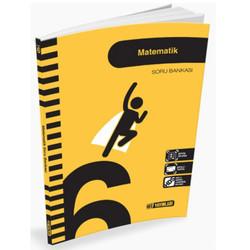Hız Yayınları - 6. Sınıf Matematik Soru Bankası Hız Yayınları