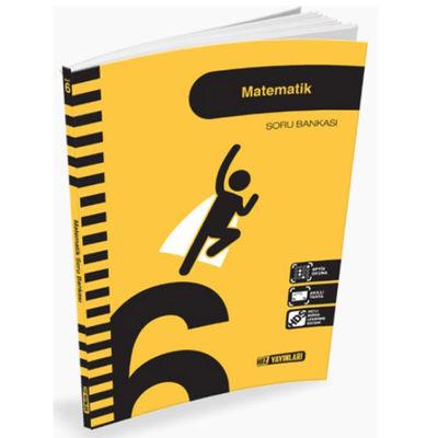 6. Sınıf Matematik Soru Bankası Hız Yayınları