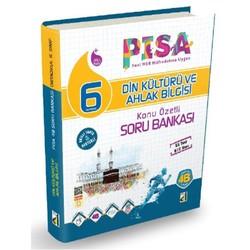 Damla Yayıncılık - 6. Sınıf Pisa 4B Din Kültürü Ve Ahlak Bilgisi Soru Bankası Damla Yayıncılık