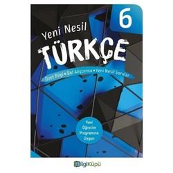 Bilgi Küpü - 6. Sınıf Yeni Nesil Türkçe