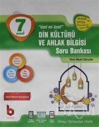 Basamak Yayınları - 7. Sınıf Din Kültürü ve Ahlak Bilgisi Soru Bankası Basamak Yayınları