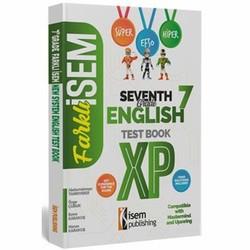 İSEM Yayıncılık - 2020 Farklı İsem 7. Sınıf İngilizce Soru Bankası