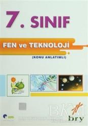 Birey Eğitim Yayınları - 7. Sınıf Fen ve Teknoloji (Konu Anlatımlı)